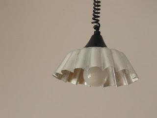 jak samemu zrobić lampę, lampa zrób to sam, klosz z formy na babkę