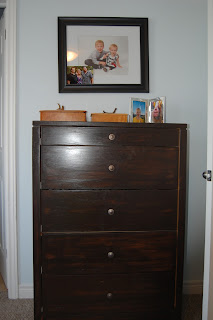Refinished IKEA Dresser by Cicely Ingleside