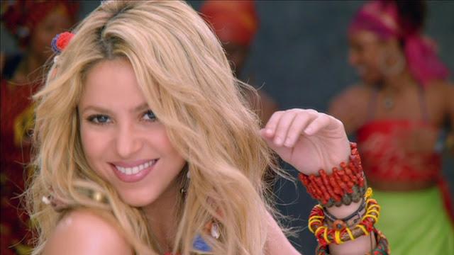 "Shakira llega a las mil millones de visitas en el video de ""Waka Waka"""