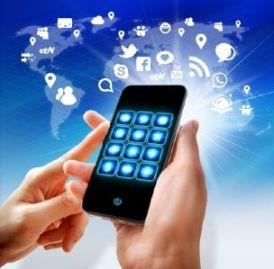 Se duplica el tráfico de datos por smartphones en 2013.