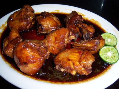 Resep Ayam Kecap Gurih - Kumpulan resep Makanan - Resep Ayam Kecap