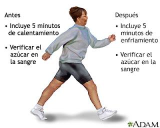 quemar calorías haciendo ejercicio