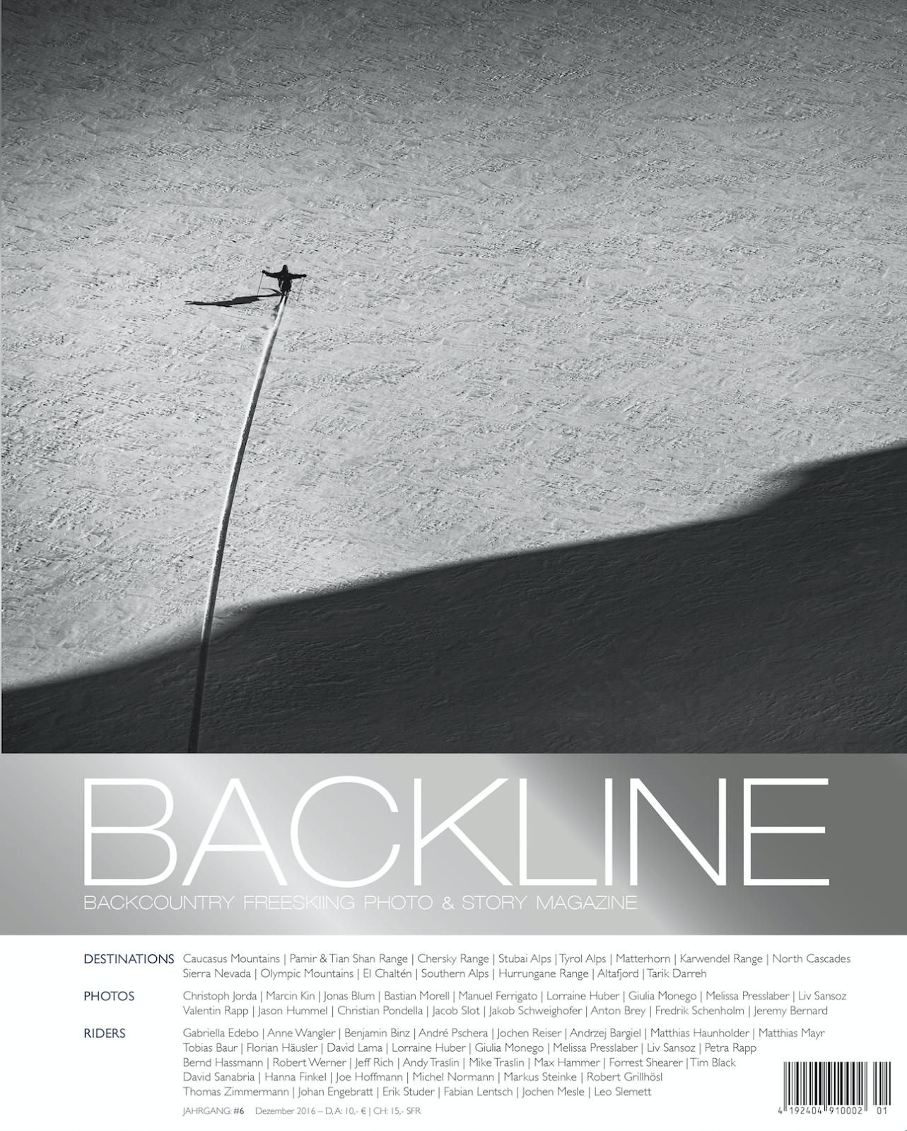 BACKLINE 2016 / 2017