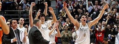 SPANISH BASKETBALL 2012
