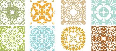patrones florales para photoshop