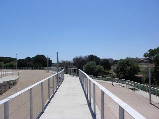 Parque de Valdefierro Zaragoza