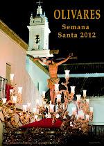 Cartel Semana Santa Olivares 2012