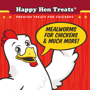 Happy Hen Treats®