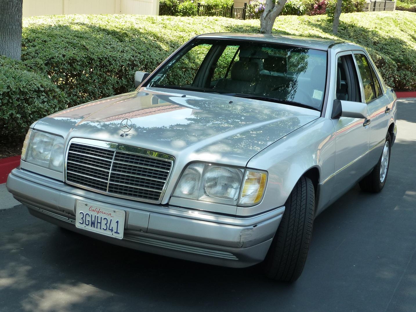 1994 mercedes e320 w124 inventory for Mercedes benz e320 1994