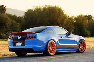 2013 Ford Mustang.Bojix Design