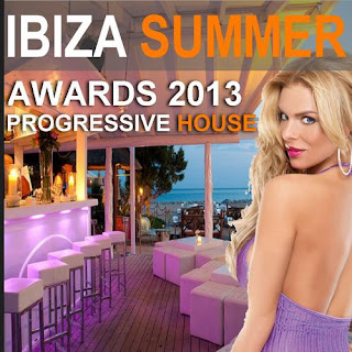 CD - Ibiza Summer Awards Progressive House – 2013