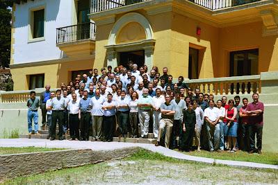 Foto de grup 2002