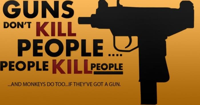 "Debunking the ""Guns Don't Kill People, People Kill People"" Myth"