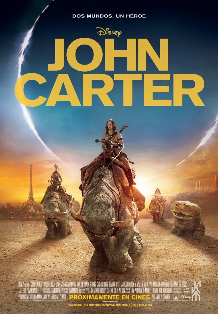 Watch John Carter Movie Online Free 2012