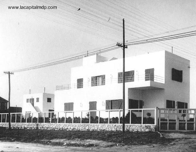 Casa Racionalista en Argentina año1927