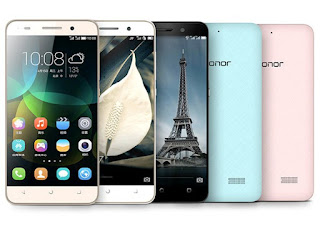 pilihan warna huawei honor 4c