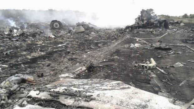 Rekaman Percakapan Penembak Malaysia Airlines MH17
