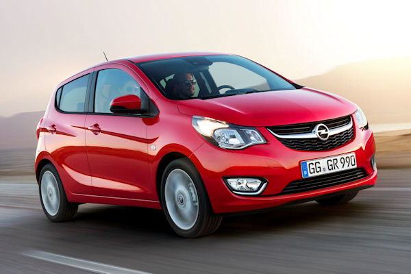 Opel Karl 2015 wallpaper