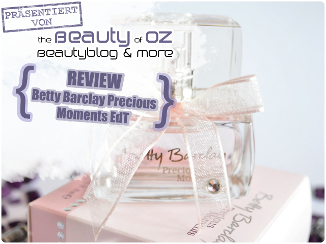 Review Betty Barclay EdT Precious Moments