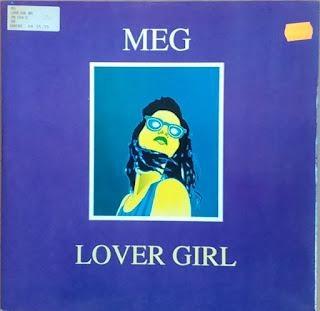 Meg - Lover Girl (Vinyl, 12, Maxi-Single 1989)(ZYX Records)