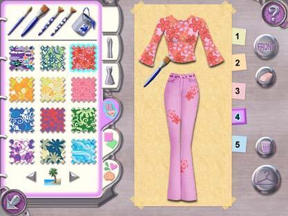 Gra My Scene Fashion Designer