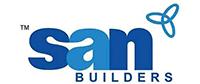San Builders logo