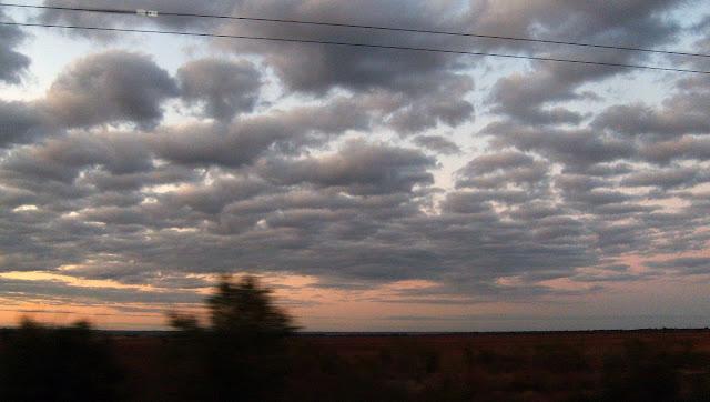 такие красивые и разные облака
