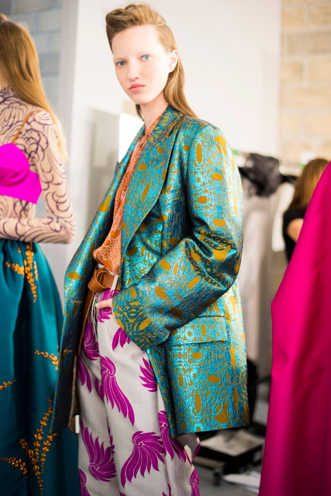 fashion runway dries van noten spring summer 2016 paris fashion week cool chic style fashion. Black Bedroom Furniture Sets. Home Design Ideas