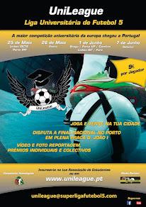 UniLeague - Liga Universitária de Futebol 5