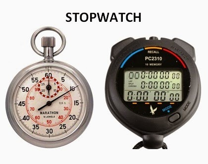 Pengertian Stopwatch
