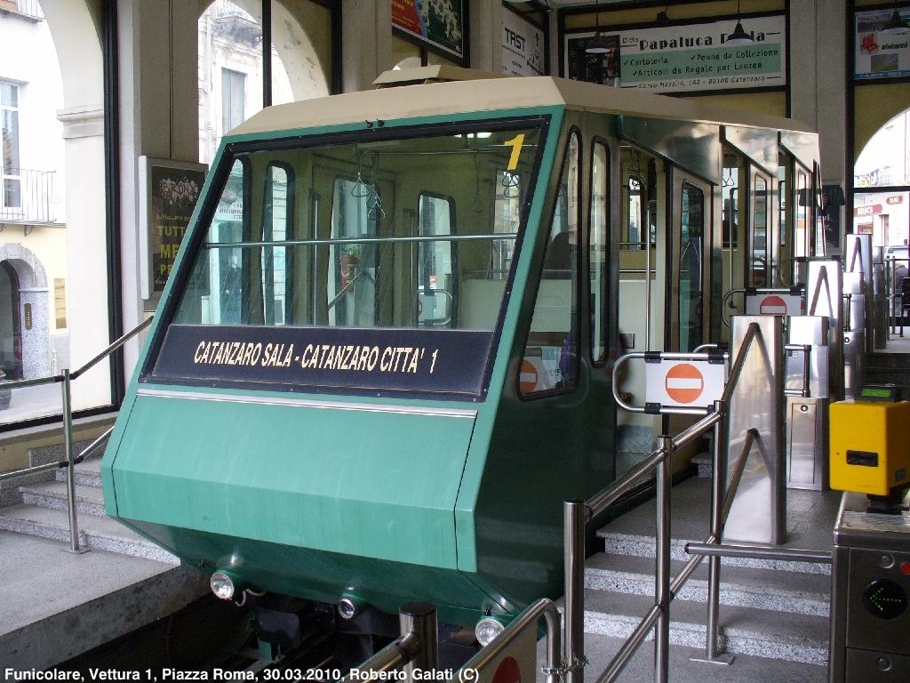 Ferrovie in calabria catanzaro c 39 era una volta il tram for Il piano casa perfetto