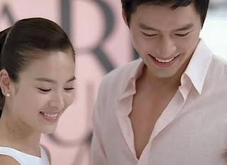 Song Hye Kyo Hyun Bin Aritaum Cosmetics