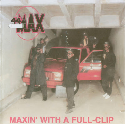 44 Max ‎– Maxin' With A Full Clip (1991, CD, 320)