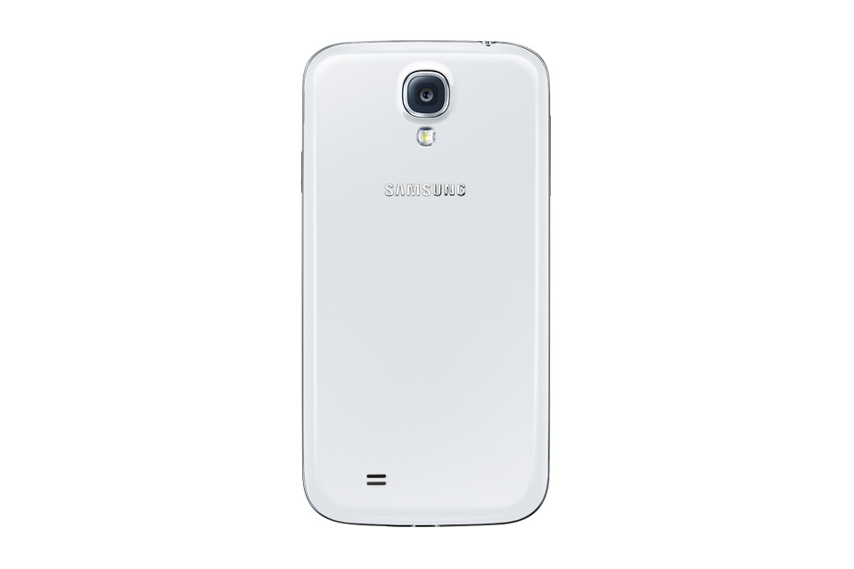 Samsung Galaxy S4 - Trasera