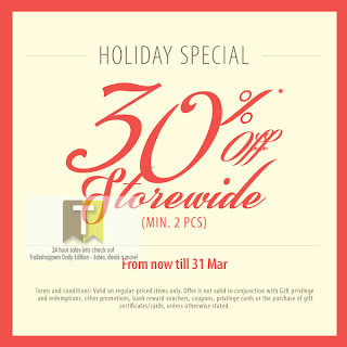 G2000 Holiday Special Discounts 2013