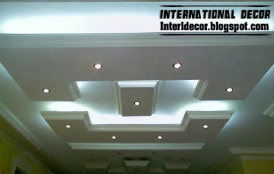 Classic gypsum plaster ceiling in spanish designs gypsum ceiling