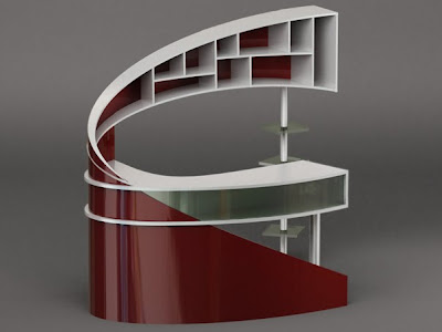 Arscity a a a bancone di design - Bancone bar per casa ...