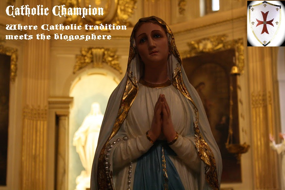 Catholic Champion Blog