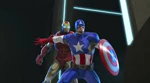 Marvel's Iron Man & Captain America: Heroes United! Sneak Peek