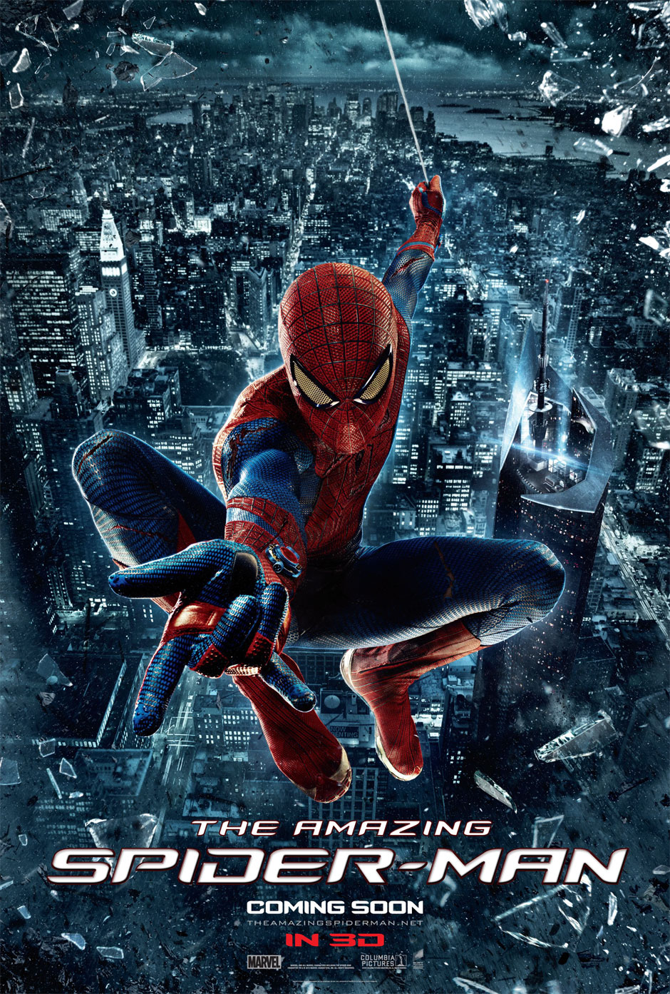 Watch The Amazing Spider-Man Movie Online Free 2012