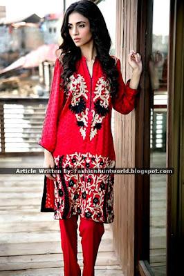 Zainab Hasan Eid-Ul-Fitr Dresses 2015 Catalog