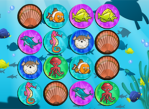 Sea Life Memo