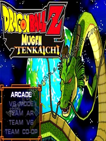 Free Download Games - Dragon Ball Z Tenkaichi MUGEN