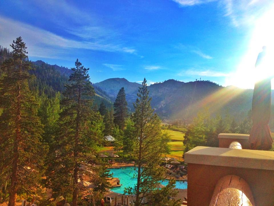 Lake Tahoe Paradise: Six Peaks Grille at Squaw Creek Resort