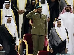العائله الحاكمه بدولة قطر
