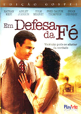Filme Poster Em Defesa da Fé DVDRip XviD Dual Audio & RMVB Dublado