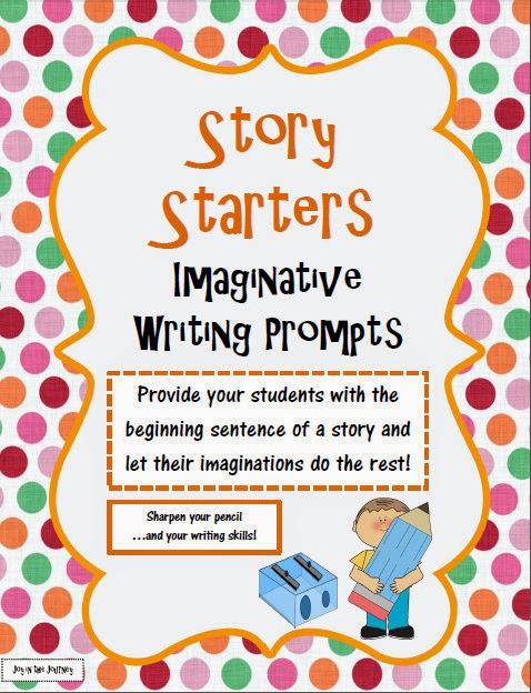 story starters creative writing