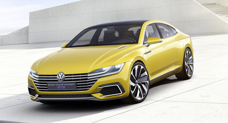 Volkswagen To Launch Electric Car Concept At Ces 2016