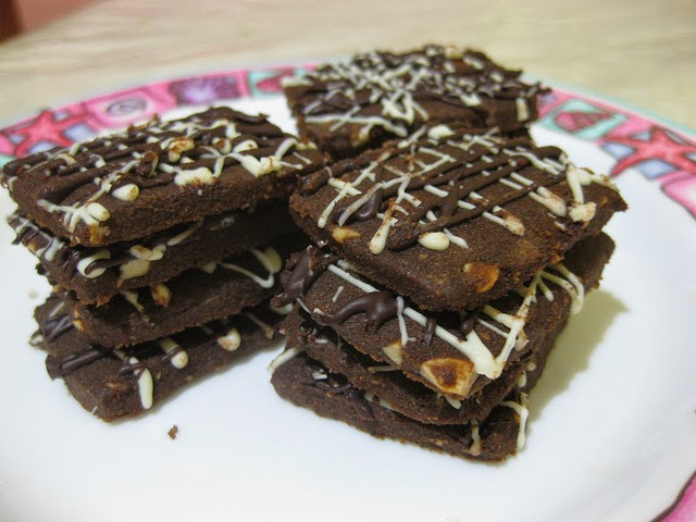 Resep Kue Cokelat Kelapa
