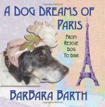 A Dog Dreams of Paris on Amazon